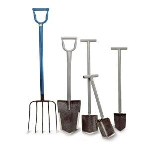 Small gardening tools