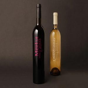 A good $10 bottle of wine (plenty abound)
