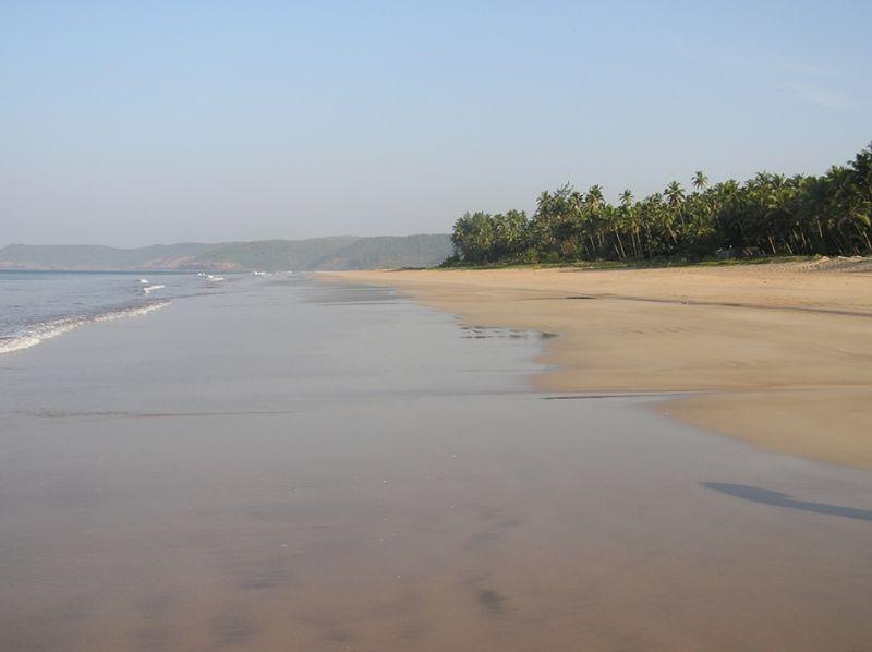 Guhagar Beach