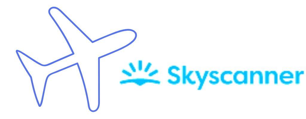 réservation de vol skyscanner