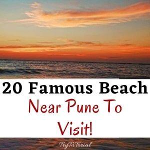 Famous Beach Near Pune
