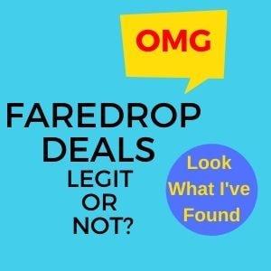 faredrop deals