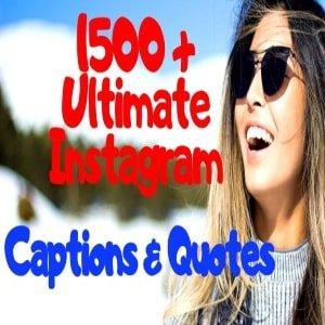 1500 captions