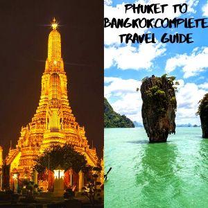Phuket to Bangkok