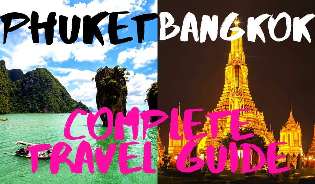 Phuket to bangkok complete travel guide