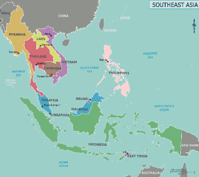 Southeast asian Countries
