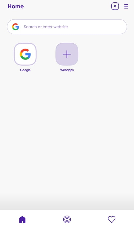 add amazing apps from webapp option page tutorial
