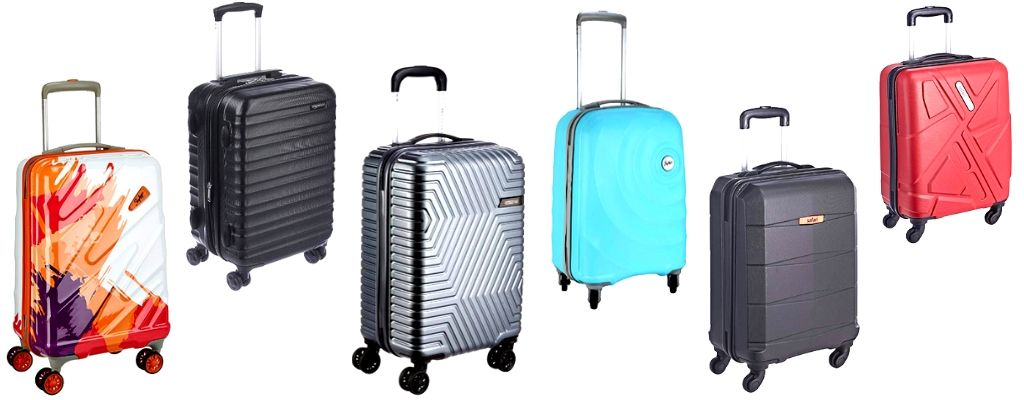 small travel trolley