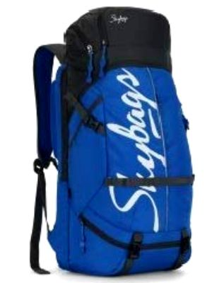 Skybags Quench 35 Ltrs Blue Laptop Backpack (Quench)