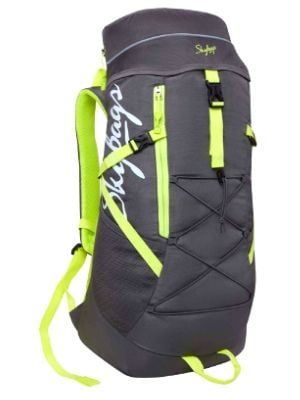 Skybags Echo 49 Ltrs Grey Rucksack
