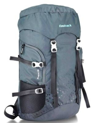 Fastrack 40 Ltrs Grey Rucksack (A0780NGY01)