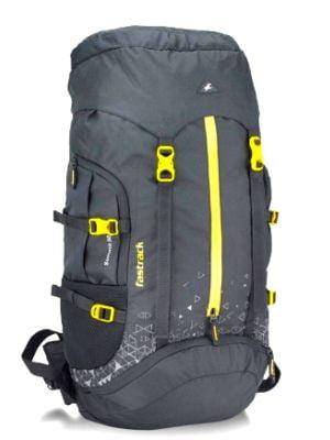 Fastrack 50 Ltrs Black Rucksack (A0779NBK01)