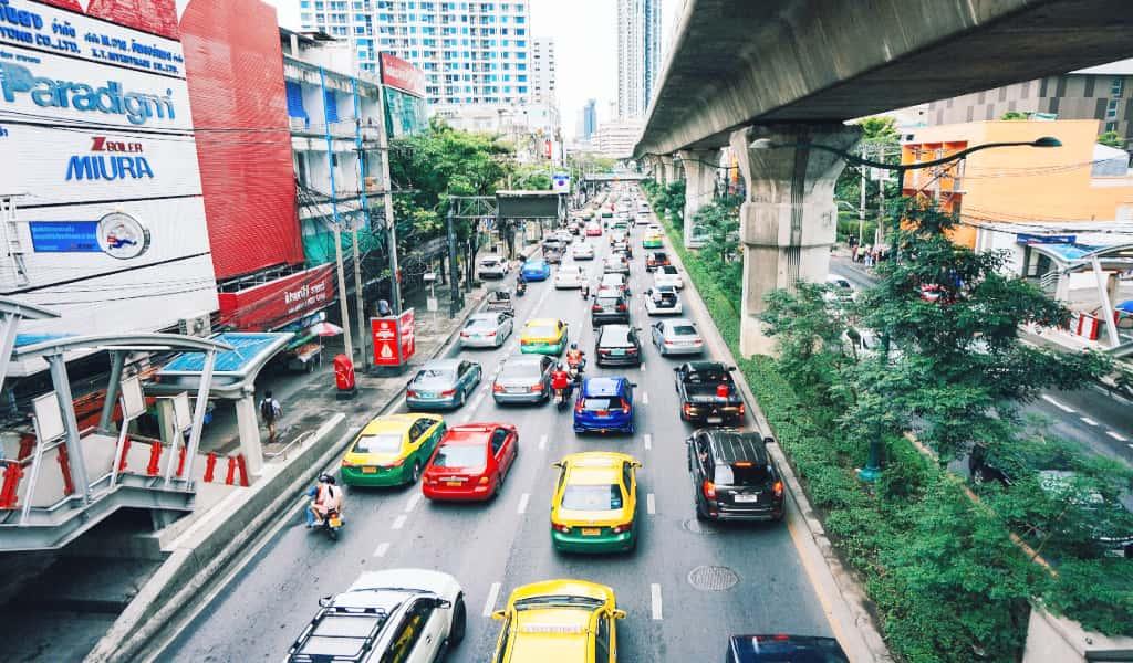 car taxi or bike taxi