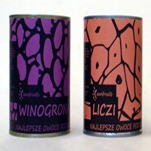 Gift decorative tin can