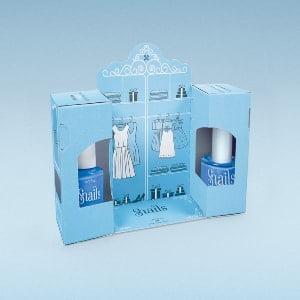 Gift nail polish