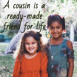 200 best cousin quotes
