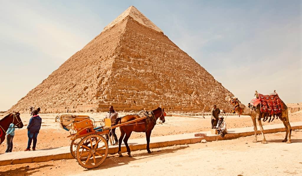 Egypt: $10-15/day