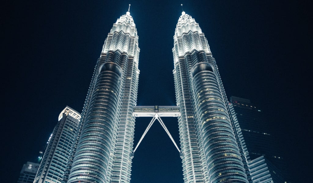 Malaysia is a cheap place to travel: $20-35/day