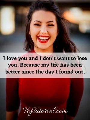 Best I Love You With All My Heart Quotes For Her
