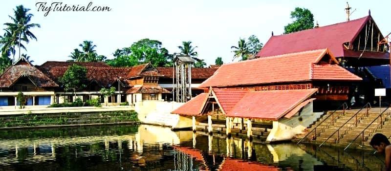 Ambalapuzha Temple Alleppey