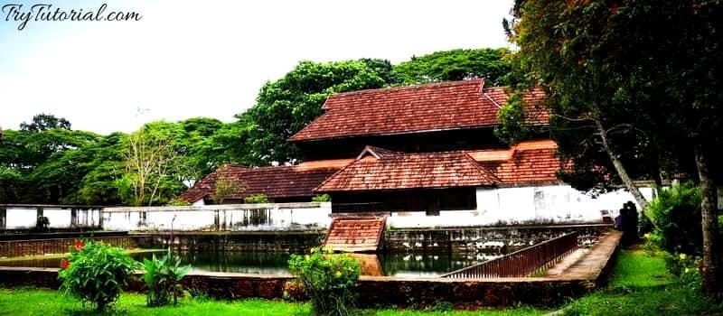 Visiting Krishnapuram Palace Alleppey