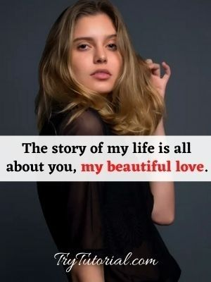 You Are Amazing Quotes For Her Beauty