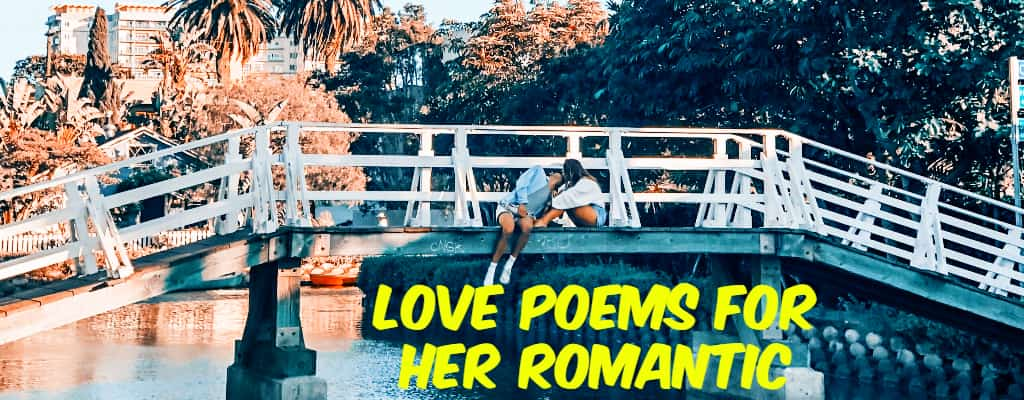 Love poems for her romantic