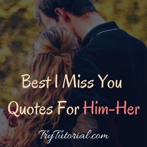 Miss u picture messages