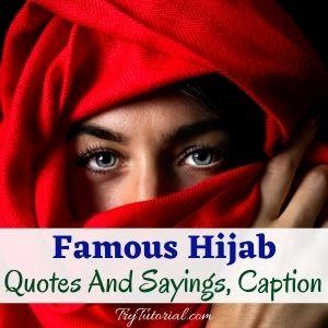 Quote Tentang Hijab