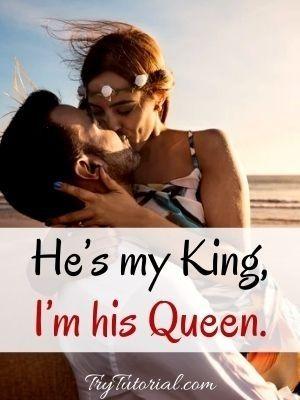 King Queen Girl Status