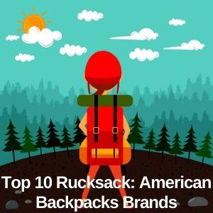 Top 10 Best Rucksack: American Backpacks Brands [currentyear] 5