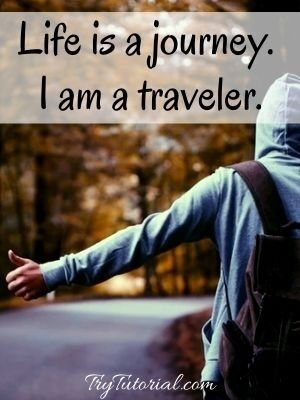 Travel Quotes For Status