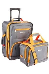 leisure suitcase