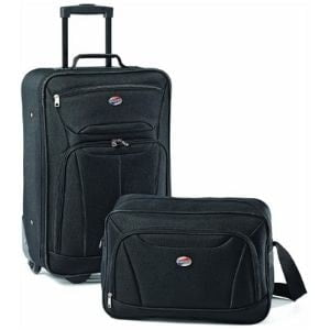 American Tourister 21 inch carry on