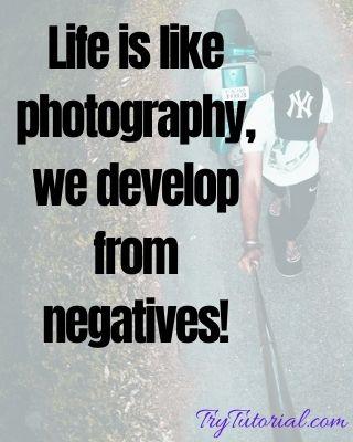 Selfie quotes for Instagram