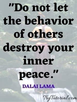 Peace Sayings