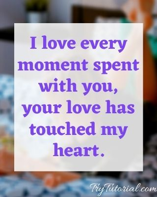 romantic quotes that will touch her heart