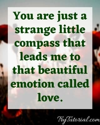 lovely romantic quotes for her