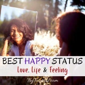 Best Happy Status
