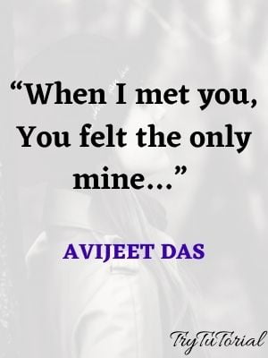 Classy You Are My Destiny Quotes For Him & Her