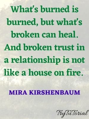 Epic Trust Quotes For Relationships You Can Use