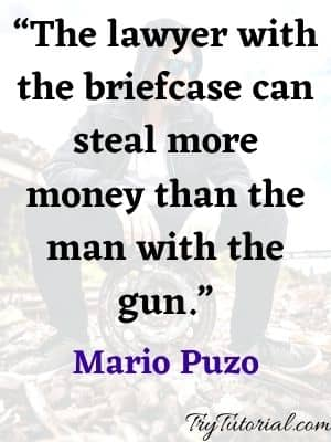Best 70+ Awesome Gangster Quotes & Captions [currentyear] 1