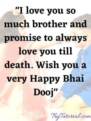 Best 50+ Happy Bhai Dooj Wishes For Brother & Sister [currentyear] 2