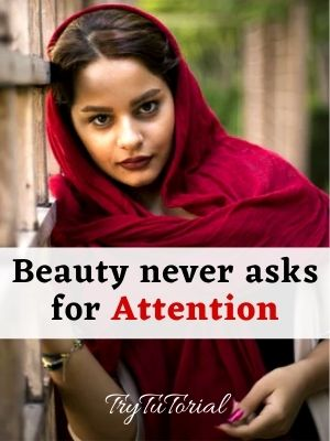hot girl picture quotes on Beauty