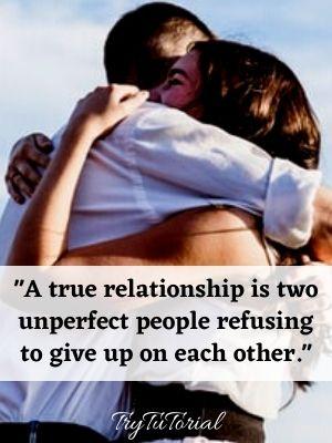 True Love Relationship Quotes