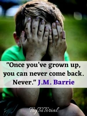 Useful Sad Childhood Quotes About Memories