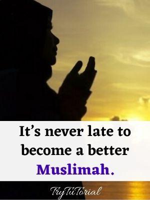 Beautiful Muslimah Quotes