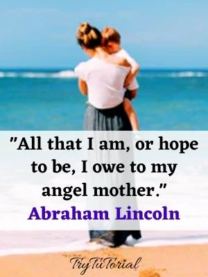 Cute Mother Son Relationship Quotes On Bonding