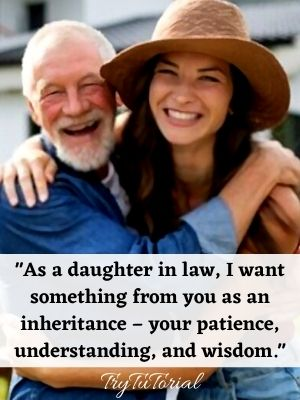 Father In Law Quotes From Daughter In Law