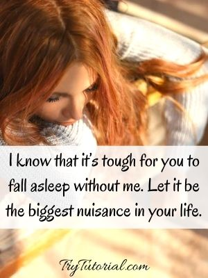 Flirty Good Night Quotes For Her